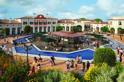 A McArthurGlen outlet village near Venice