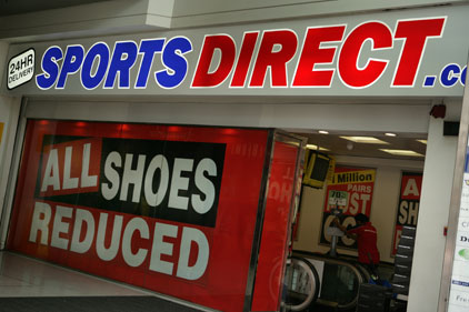 Sports Direct: Facing SFO investigation