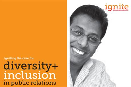 Ignite's manifesto: offers employers practical advice on improving diversity in their organisations