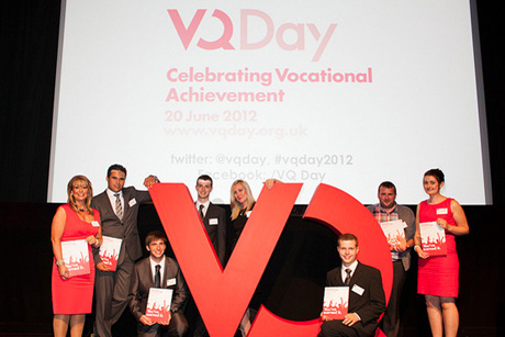 Red: Promoting vocational skills