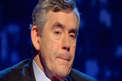 Piers Morgan chat show: Gordon Brown interviewed