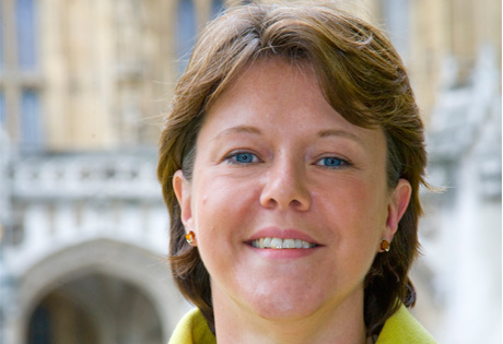 Culture Secretary: Maria Miller