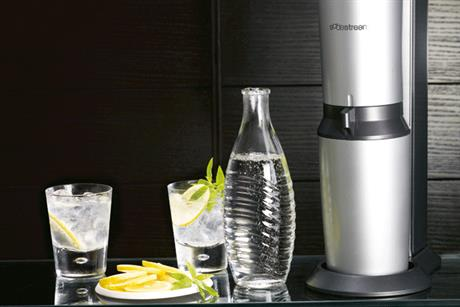 SodaStream: wants to highlight its range of new and existing products and flavours to a family audience