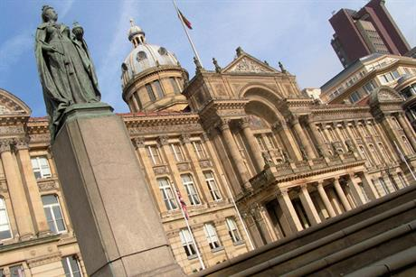 Host: Birmingham City Council staged the LGcomms conference