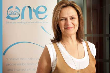 One Young World founder: Kate Robertson