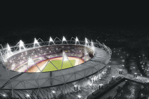 London 2012 to inspire international sustainability in events