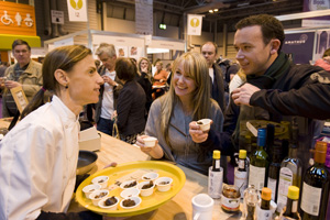 Last year's Good Food Show Summer