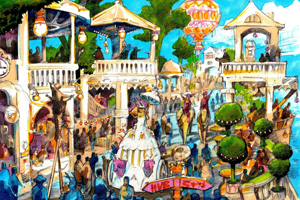London's Pleasure Gardens to open on Queen's Jubilee