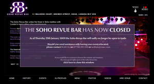 Soho Revue Bar