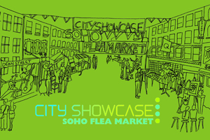 Soho Flea Market to celebrate London's creativity