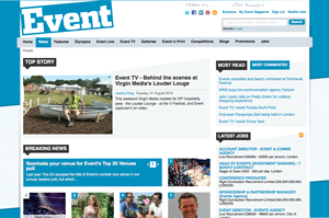 Eventmagazine.co.uk goes mobile
