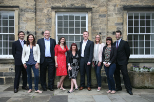The new boutique team