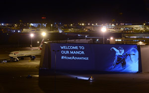 BA welcomes passengers with Paralympic projections