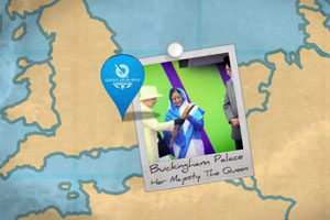 Commonwealth Games 2014 Queen's Baton Relay will start at Buckingham Palace on 9 October 2013