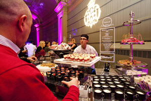 Royal Albert Hall celebrates collaboration with Rhubarb