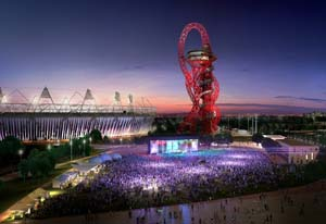 Live Nation will host concerts at Olympic Stadium