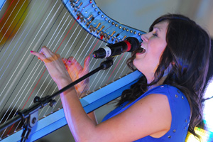 Last year's winner was harpist Iona Thomas