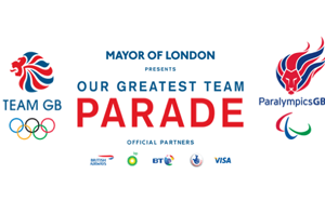 800 athletes will take part in Our Greatest Team Parade