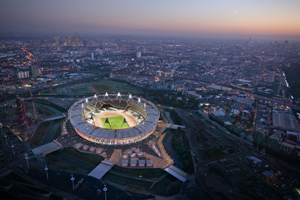 Olympic Stadium could re-open for events in summer 2013