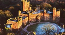 Peckforton Castle to celebrate return with lavish party