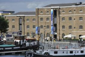 German fan fest at Museum of London Docklands