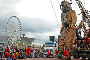 Sea Odyssey generated £46m for the city