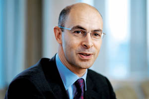 David Levin expects further event growth