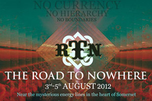 The Road to Nowhere's flyer