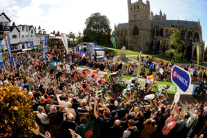 Last year's Tour of Britain