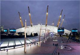 Brit Awards to move to O2 from Earls Court