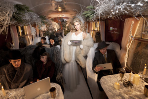 Cake Group to run movie-themed train for Sky Movies