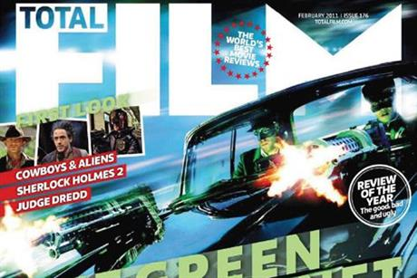 Future: publisher of Total Film names Wolstenholme as non-executive director