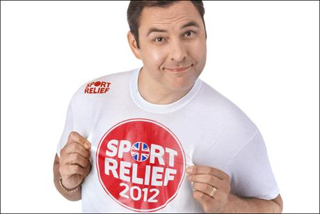 David Walliams: takes the helm at The Independent and i in aid of Sport Relief