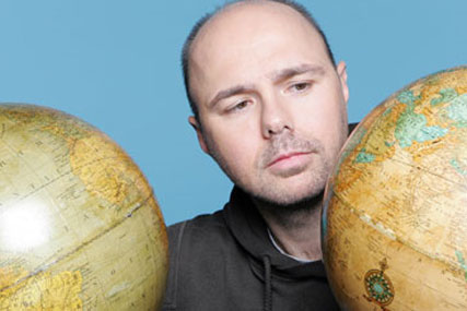 An Idiot Abroad: Laterooms sponsors Sky show