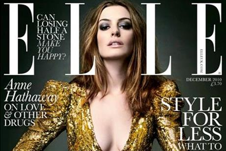 Elle: took the top award in the consumer category