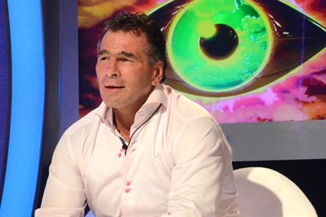 Paddy Doherty: C5's Celebrity Big Brother winner