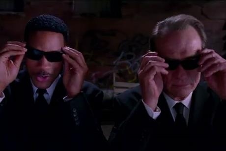Men In Black 3: Metro leads multi-platform competition campaign around new film
