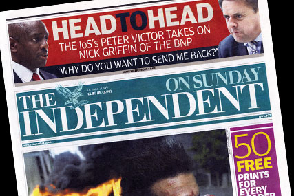 Independent News & Media: given another month to renegotiate its debts