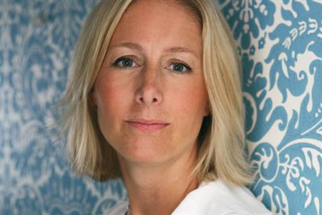 Susie Forbes: appointed principal of Cond Nast College of Fashion & Design