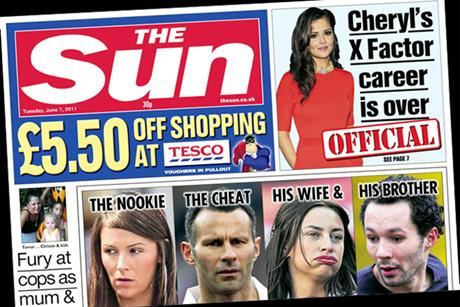 The Sun: offers savings in Tesco stores