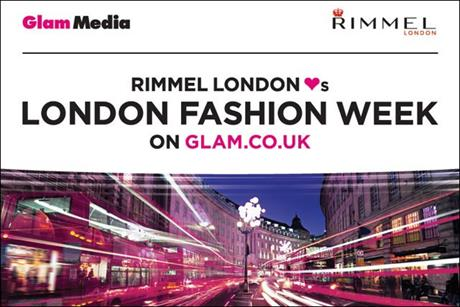 Glam Media: in video partnership deal with Rimmel London