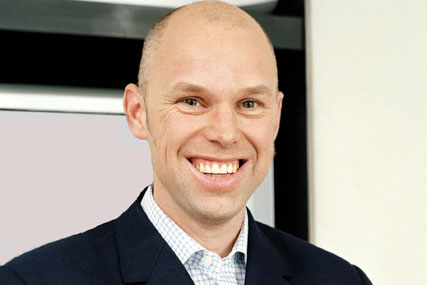 Andrew Morley is vice-president of marketing, Europe, Middle East, Africa, Russia and Asia, for Motorola