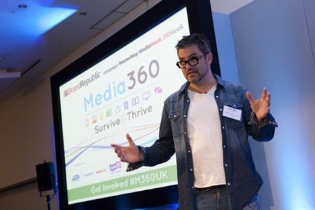 Video highlights from Media360