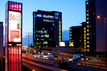 JCDecaux: UK revenue down in 2009