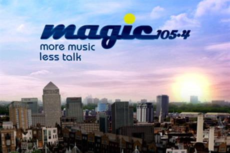 Rajar Q4 2012: Bauer retains Magic as London's no 1
