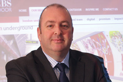 Mike Moran, UK managing director, CBS Outdoor