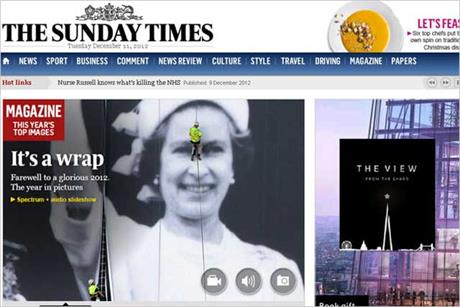 Sunday Times: to drop paywall for discussion on Lance Armstrong revelations
