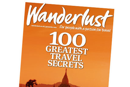 Wanderlust magazine reaches 100