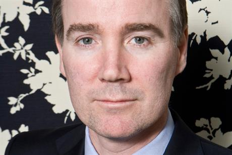 Adam Crozier: ITV chief executive