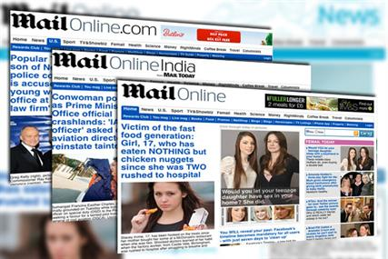 Mail Online: makes its first profit in June 2012